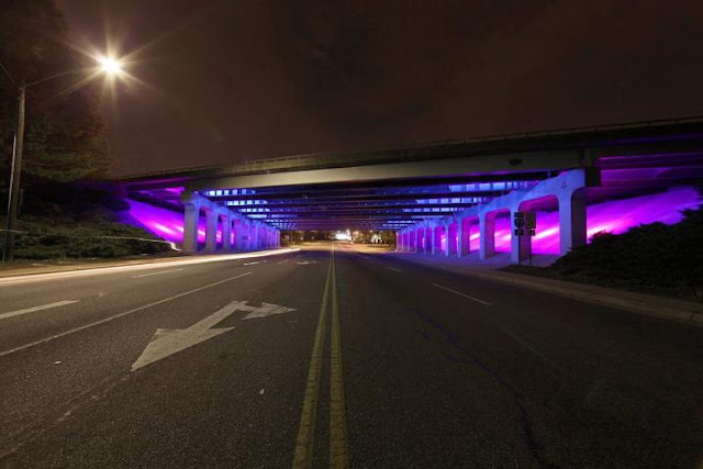 The Impact of Street Lighting with LED Technology