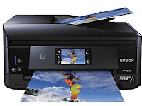 Epson XP-830 Wireless Printer Setup