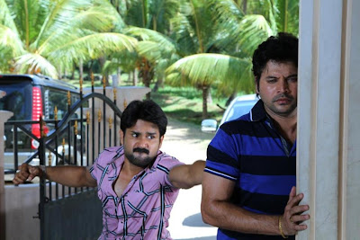 stills of Malayalam film Progress Report