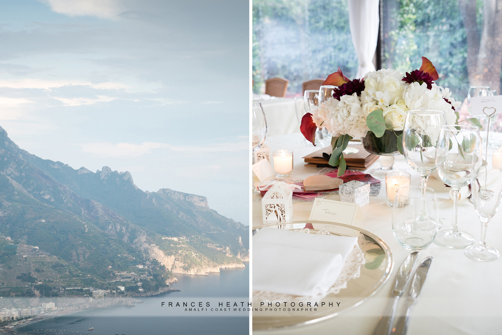 Villa Eva Wedding in Ravello