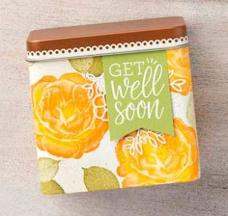 Stampin' Up! NEW 2018-2019 Catalog ~ Distinktive Stamps ~ 6 Healing Hugs Projects