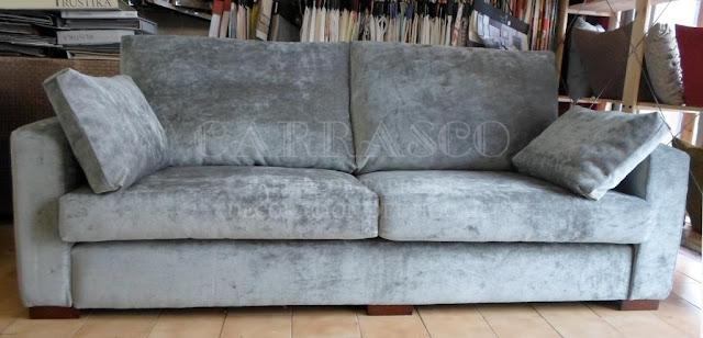 Transformación de sofá - Después 1