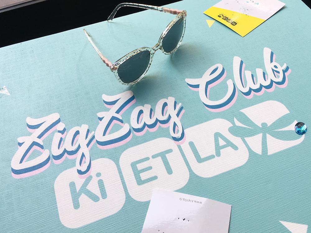 Petit retour sur la chouette après-midi que nous avons passé en avril  dernier pour le lancement de la nouvelle gamme de lunettes CraZig Zag de Ki  Et La ... b28ad9466f4f