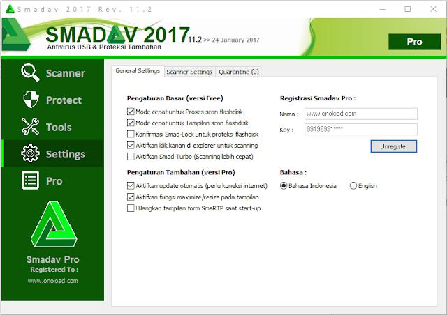 akan aku bagikan antivirus yang sangat terkenal diIndonesia Unduh Smadav 2017 rev11.2 Full Version Gratis Terbaru