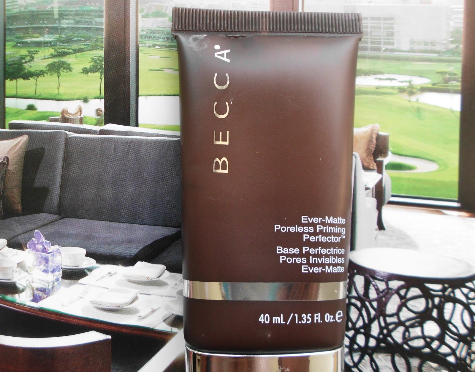BECCA Ever-Matte Poreless Priming Perfector | bellanoirbeauty.com
