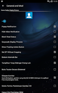 BBM Transparan V3.1.0.25 APK Terbaru