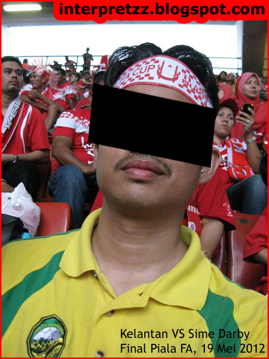 Penyokong sesat Kedah FA