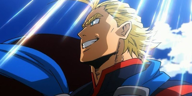 Boku no Hero Academia: All Might Rising – The Animation