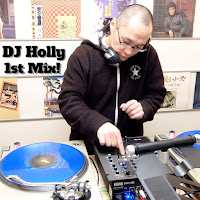 DJ Holly 1st Mix!@VIBESRECORDS DJ SCHOOL RADIO