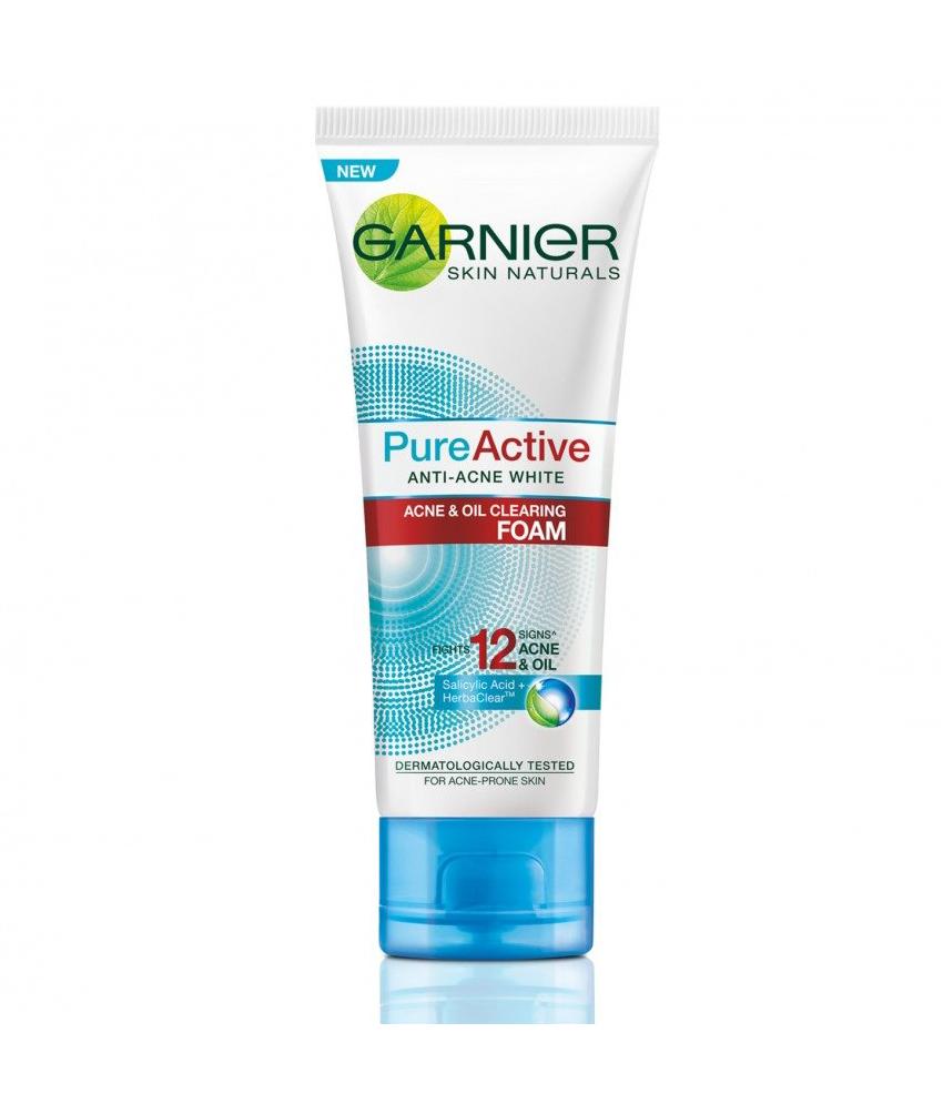 Garnier Pure Active facewash 100g
