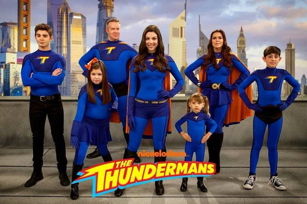 Brand new episodes of quot the thundermans quot season 4 in january 2017