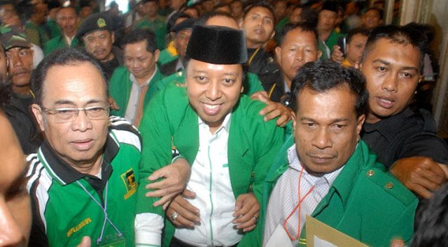 PPP: Romahurmuziy Sedang di Surabaya, Tapi Tak Bisa Dihubungi