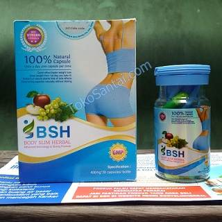 BSH Body Slim Herbal Original