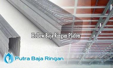 Harga Hollow Baja Ringan Plafon Gypsum, PVC dan GRC Per Batang 2019