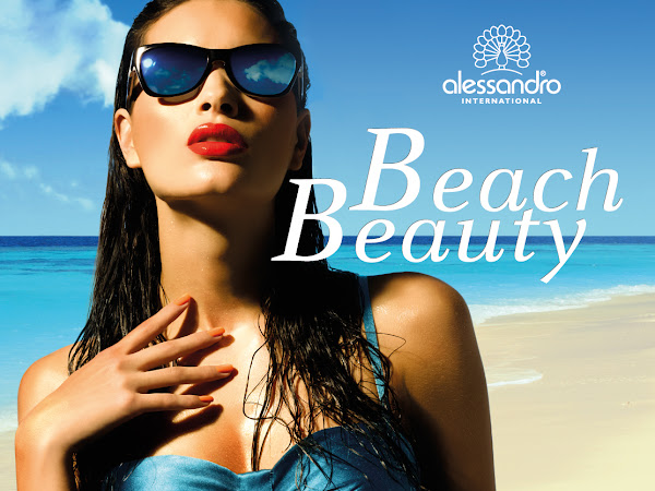 ALESSANDRO - BEACH BEAUTY LOOK