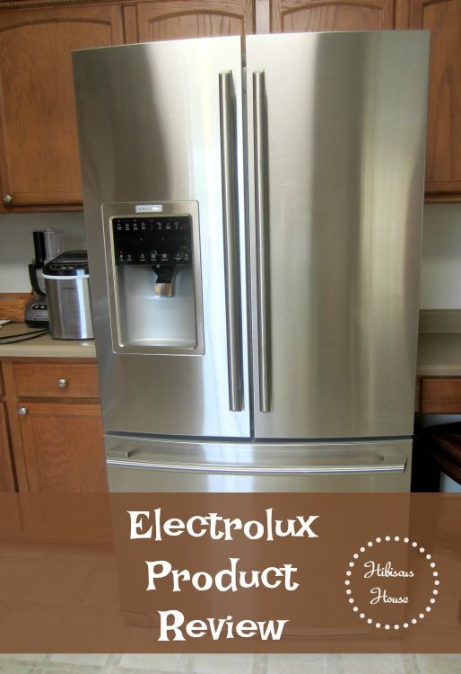 Hibiscus House: My Electrolux Kitchen Appliances Review