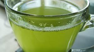 te verde en próstata