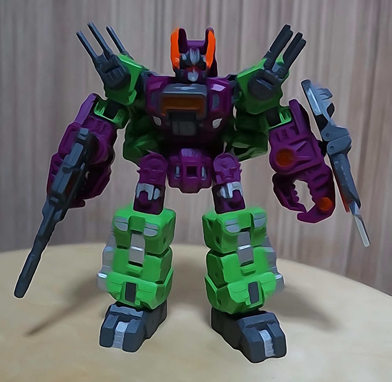 Alteregoistic Toy Blogger 3rd Party Scorponok By Iron Factory