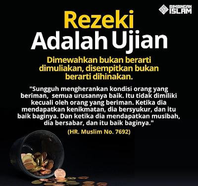 Harta Yang Haram Akan Diazab, Subhanallah!!