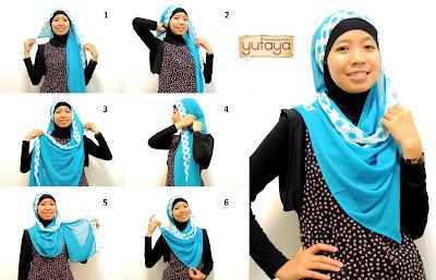 Tutorial Hijab Pashmina How To Pin Your Pashmina Hijab