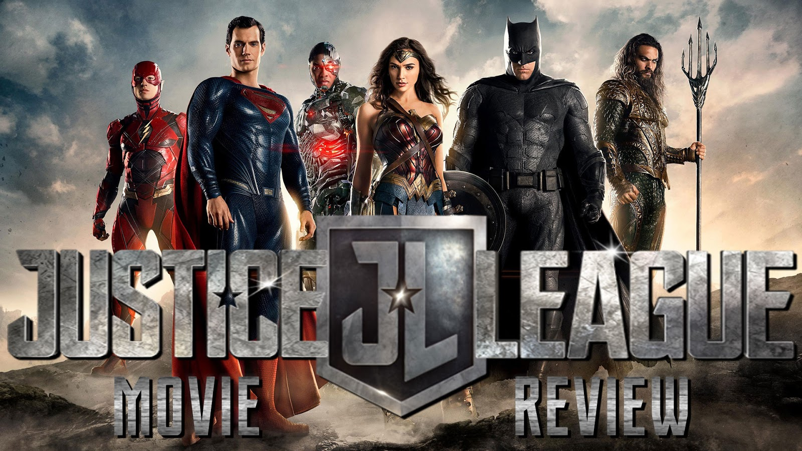 movie review JUSTICE LEAGUE podcast