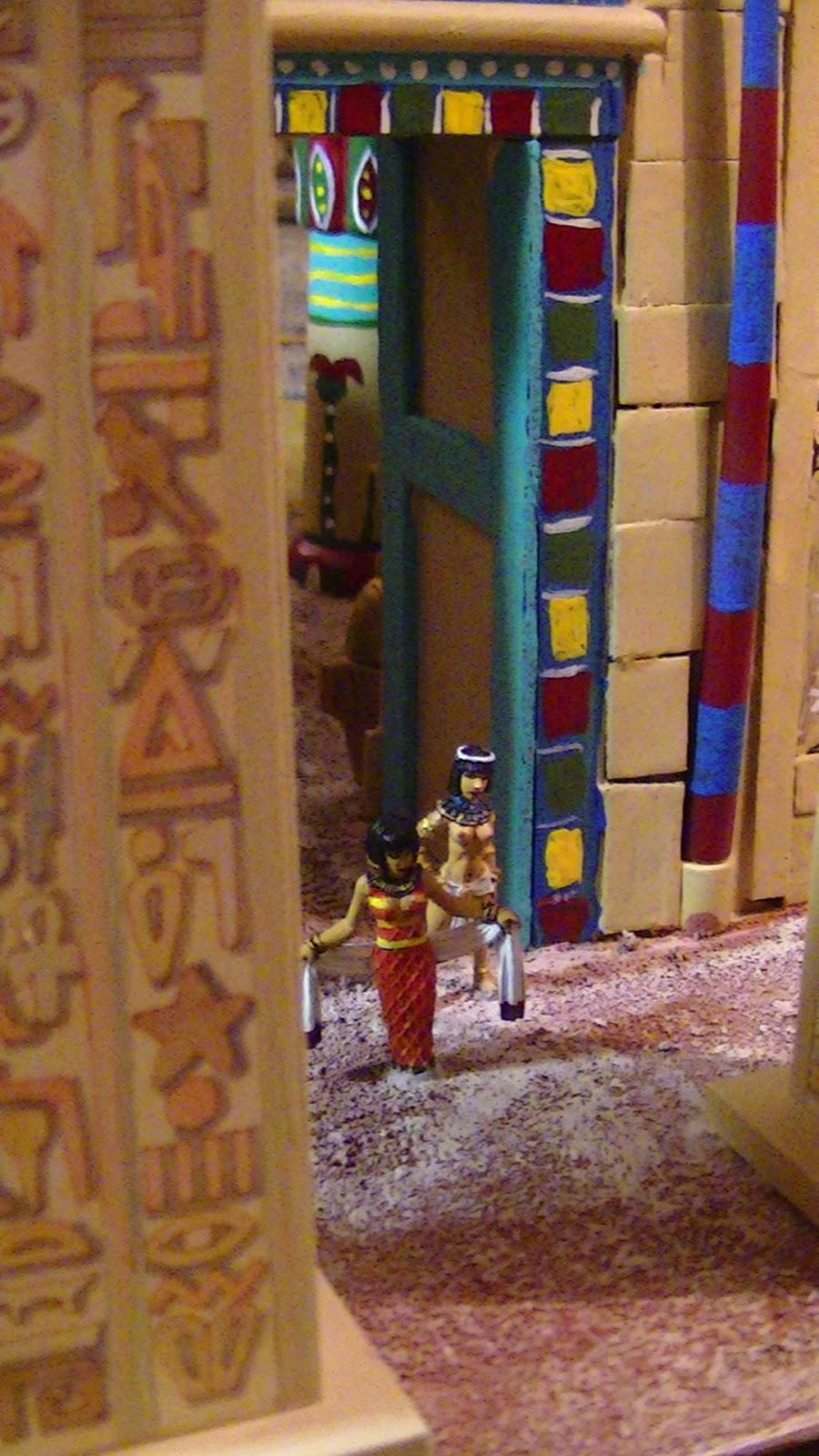 [WIP] Fabrication d'un second bâtiment égyptien du nouvel empire PIC_4743