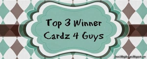 Cardz 4 Guyz Challenge
