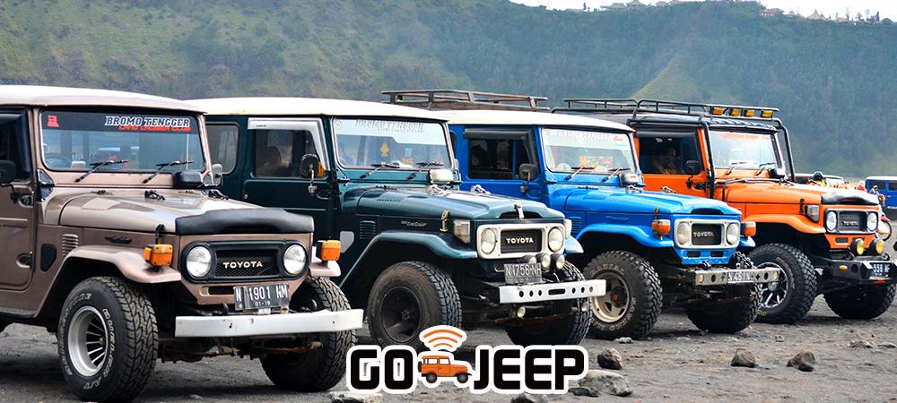 daftar harga sewa jeep bromo dari batu dan malang