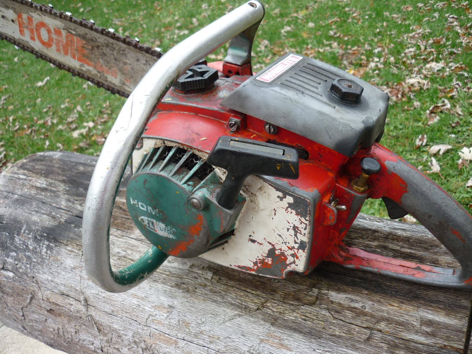 Old Homelite Chain Saw Related Keywords & Suggestions - Old Homelite