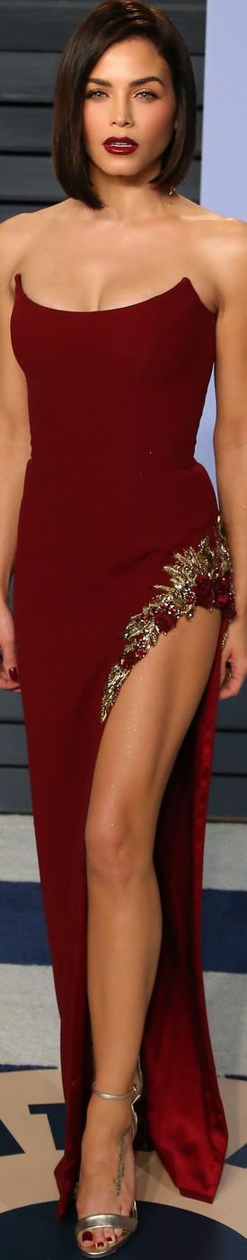 Jenna Dewan 2018 Vanity Fair Oscar Party