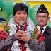 Evo acusa a la oligarquía chilena y a la derecha de conspirar contra Bolivia
