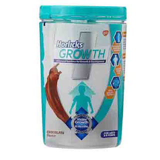 Deals on Horlicks Growth Plus ( Health and Nutrition Drink ) 400 g Pet Jar