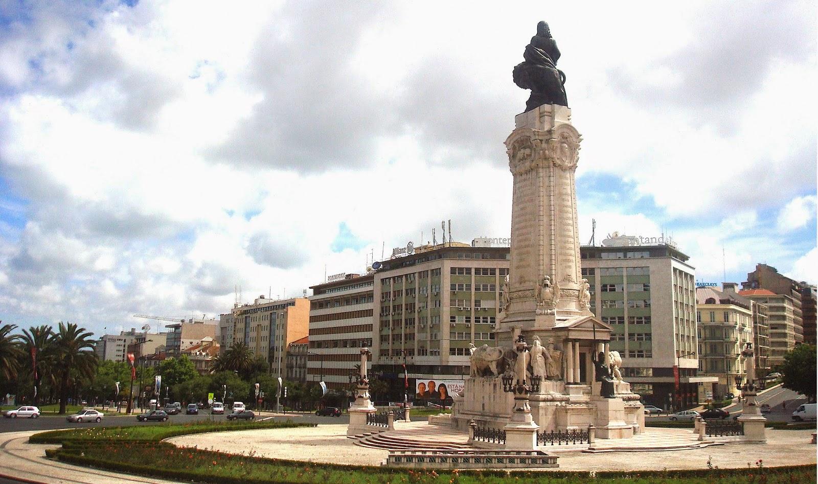 Marques de Pombal Square, Lisboa