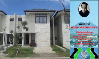 Rp.45 Jt/1 Thn Disewakan Rumah  Baru 2 Lantai Di Atmosfhere Sentul City (CODE:294)