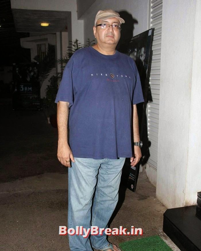 Viveck Vaswani, Pics from '3 AM' Movie Special Screening
