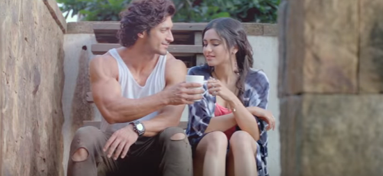 Tere Dil Mein Lyrics (Commando 2) - Armaan Malik Full Song HD Video