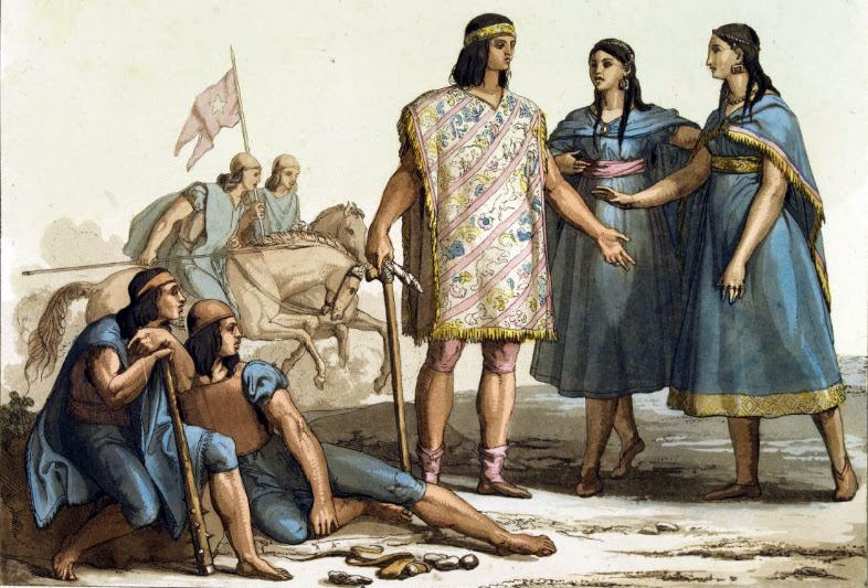 La Cultura Araucana