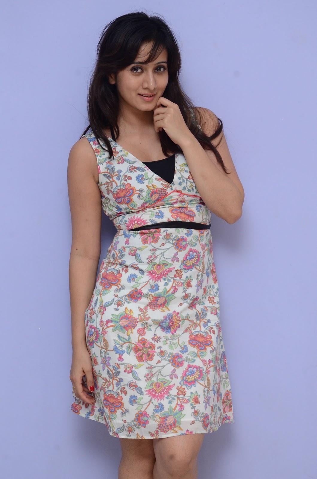Harshika Pooncha latest glam pics-HQ-Photo-19