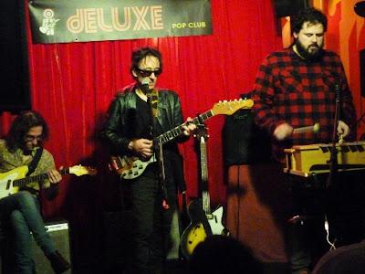 Crónica concierto Rafael Berrio Deluxe pop club 4