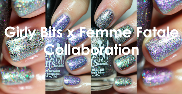 Girly Bits x Femme Fatale Collaboration