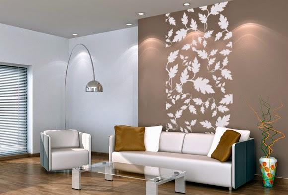 Decorilumina papel pintado para decorar las habitaciones de la casa - Papel decoracion paredes ...