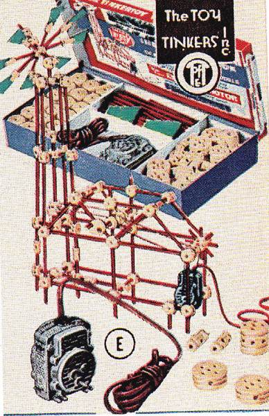 History Of Tinker Toys 94