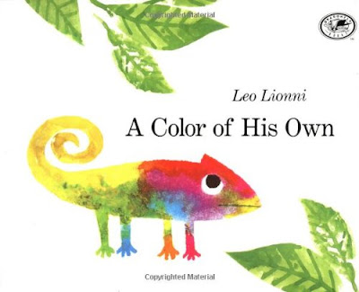 A Color Of His Own, part of Leo Lionni author study