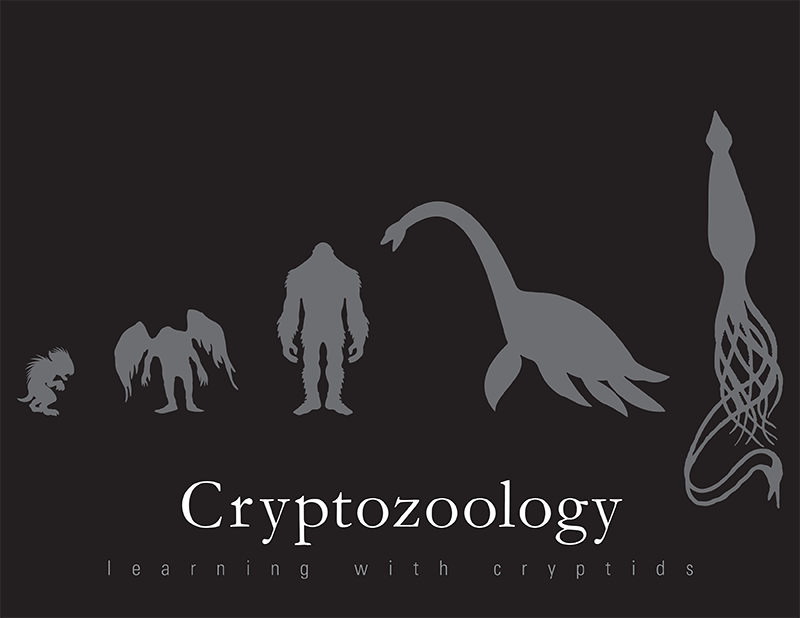 E is for Explore!: Cryptozoology: Learning with Cryptids
