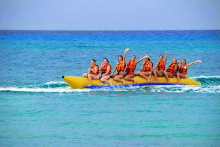 Banana Boat Tanjung Benoa Kss Bali Tour