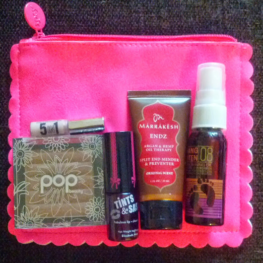 July Ipsy Bag Review