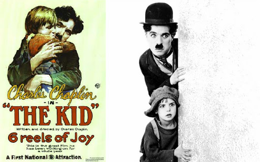 [Phim] The Kid 1921 | Charlie Chaplin