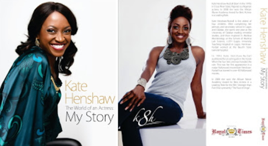 kate henshaw the word of an actress