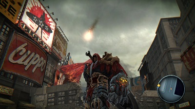 Darksiders Warmastered Edition Gameplay