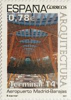 TERMINAL 4 AEROPUERTO MADRID-BARAJAS